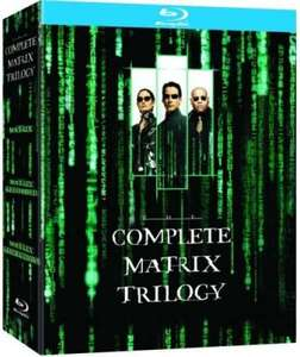 The Matrix Trilogy Blu-ray für 11,57€ (inkl. Versand)
