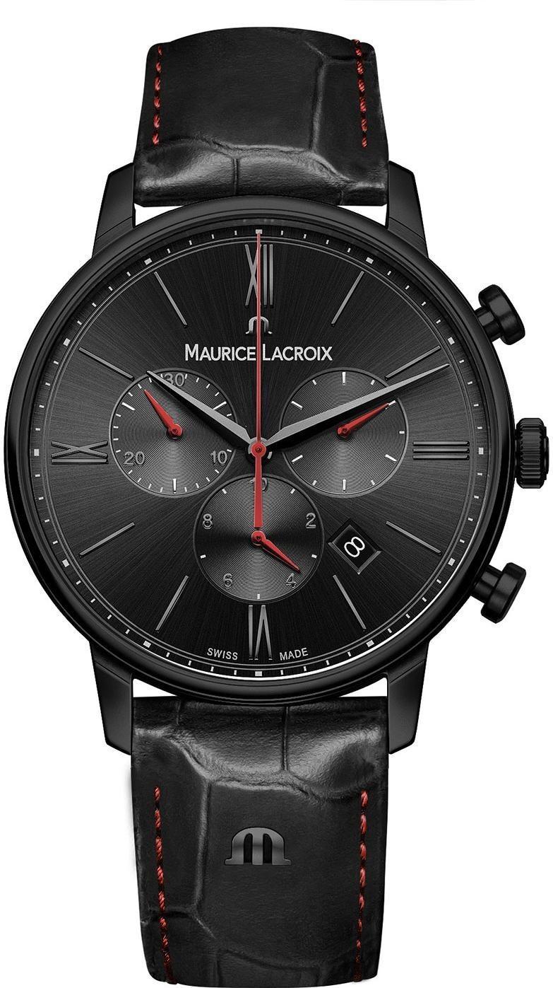 Maurice Lacroix Eliros Herrenchronograph (Quarzwerk)