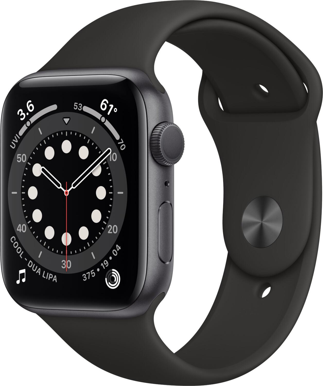 Apple Watch Series 6 44mm GPS mit Congstar Allnet M (8GB LTE, Telekom-Netz) für 99,95€ ZZ & mtl. 20€