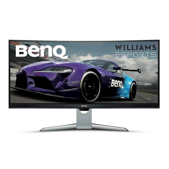 NBB-Wochenangebote KW50 - z.B. BenQ EX3501R (89 cm (35 Zoll), LED, Curved, VA Panel, AMD FreeSync, HDR, UWQHD) für 467,59€