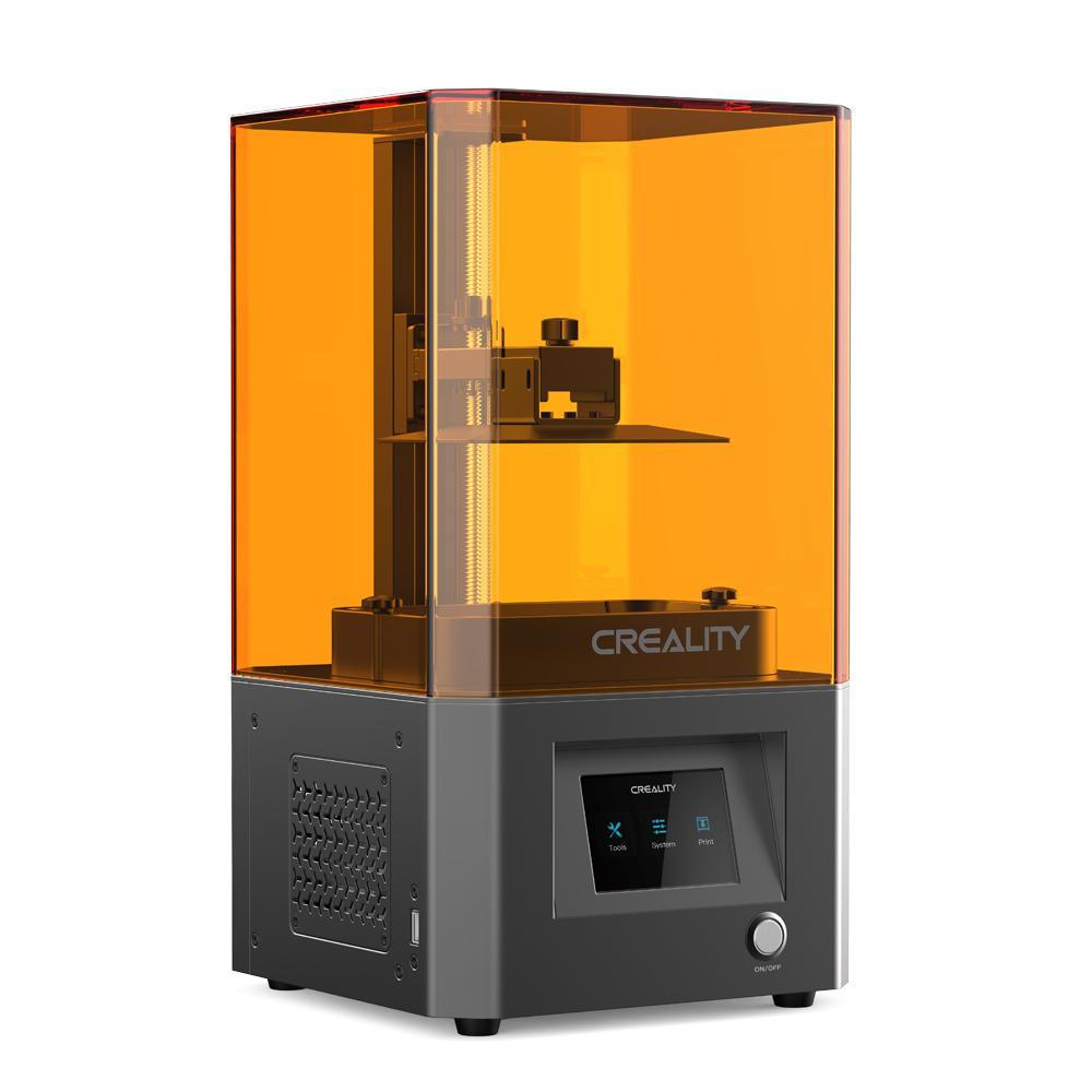 Creality LD-002R Stereolithografie (SLA/ 405nm-Resin) 3D-Drucker 11,9x6,5x16cm, 2560x1440-LCD