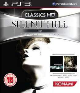 PS3 - Silent Hill HD Collection für €15,67 [@TheHut.com]