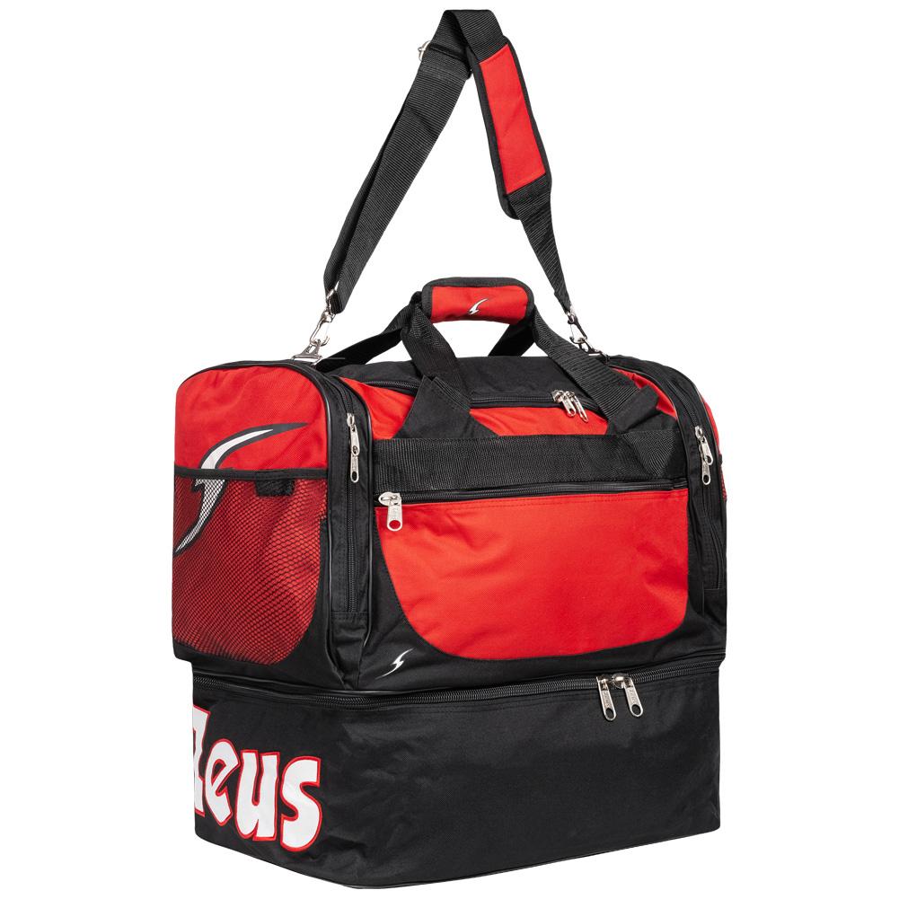 """Zeus Fußball-Tasche """"Borsa Delta"""" für 6,66€ + 3,95€ VSK (67 Liter, 50 x 48 x 28 cm) [SportSpar]"""