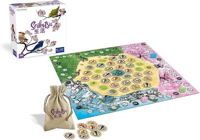Seikatsu von Huch tolles Familienspiel