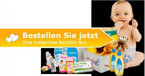 Gratis Bambini Box für Kinder von 0-1 Jahre (evtl. LOKAL)
