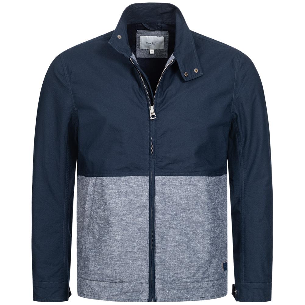 Pepe Jeans Tilos Herren Jacke PM402062-563 für 33,94€ statt 89,90€ Gr. XS bis 2XL