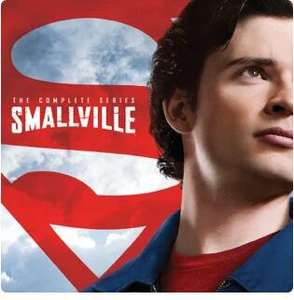 [Itunes US] Smallville - komplette Serie - digitale Full HD TV Show - nur OV