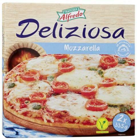 Lidl 2x Alfredo Deliziosa Mozzarella 335g für 1,98€ statt 2,51€ [Lokal, Stadthagen]