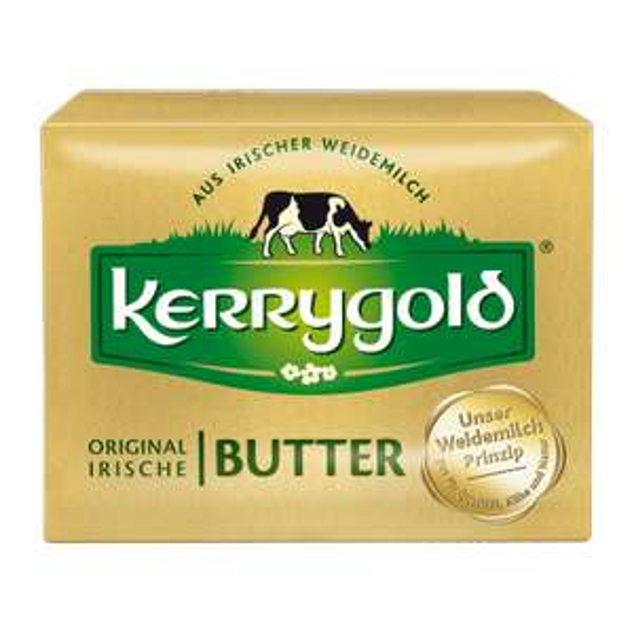 Kerrygold Irische Butter verschiedene Sorten für 1,15€/ 250g Packung