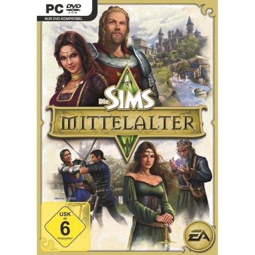 Die Sims - Mittelalter für 5,05€ @Amazon.com (Origin - PVG: 11,49€)