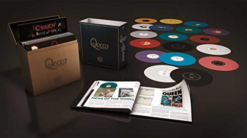 [Amazon/MediaMarkt] Queen Complete 15 Vinyl Box
