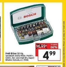 [LOKAL]Bosch Profi-Bit-Satz ab Donnerstag 14.02 Chemnitz/Leipzig MAX BAHR