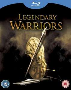 Blu-Ray Box - Legendary Warriors (4 Discs) für €14,62 [@TheHut.com]