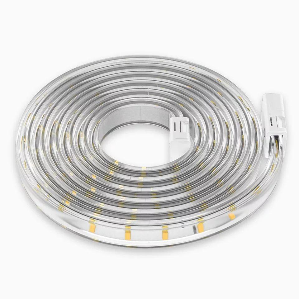 Yeelight LED-Streifen Erweiterung (1 Meter, 2700K - 6500K, 500 Lumen, 120W)