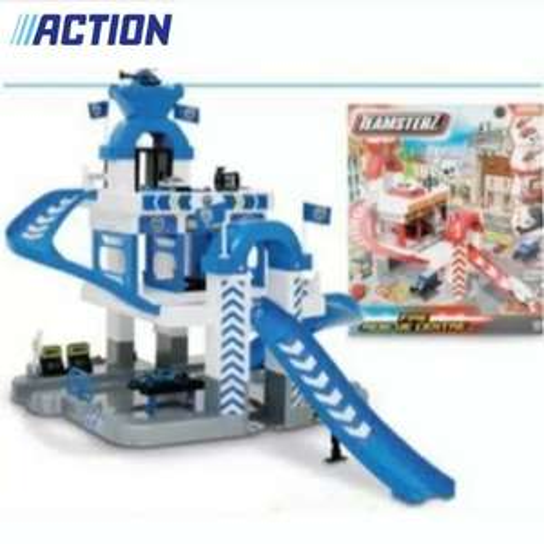 Teamsterz Rescue Centre Spielzeug Wache