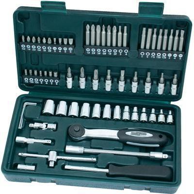 (WOW ebay) 65tlg. Steckschlüsselsatz Brüder Mannesmann M29165 für 14,99 inkl. Versand