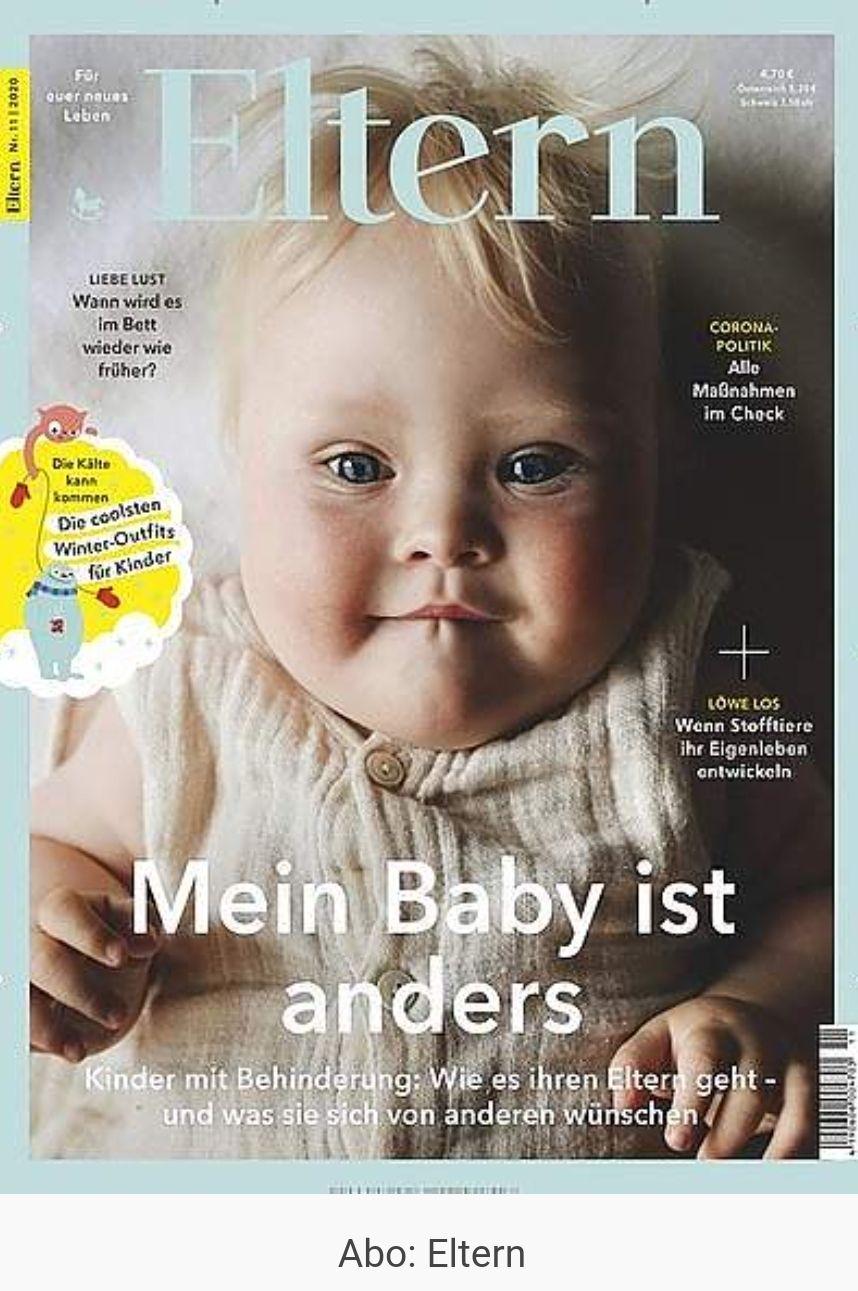 Abo Zeitschrift ELTERN | Jahresabo 12 Ausgaben für 56,40 Euro | 50 Euro Rossmann, Amazon oder Best Choice Gutschein |