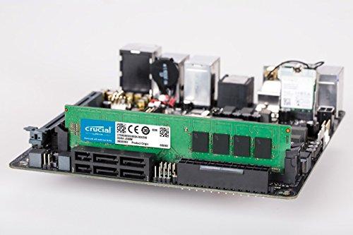 Crucial 16GB DDR4-2666 CL19 für 43,99€ (Amazon)