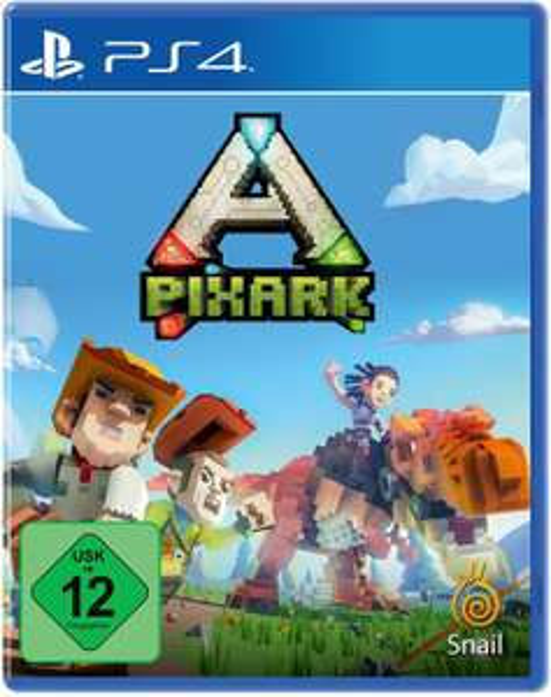PixARK (PS4) [Amazon Prime]