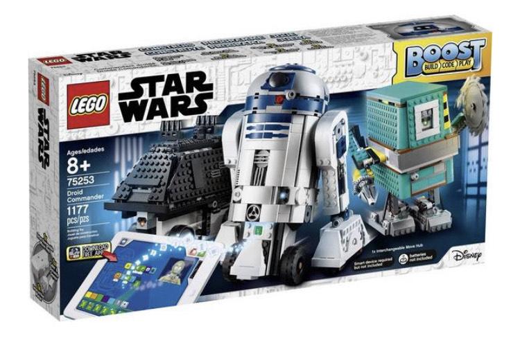 Lego 75253 Star Wars Boost Droid Commander