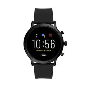 Fossil Gen 5 The Carlyle HR Smartwatch Silikonband [AMAZON]