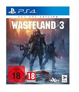 Wasteland 3 Day One Edition - Playstation 4 (Metascore 79 | User Score 6,7)