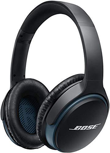 [Amazon.es] Bose SoundLink, kabellose Around - Ear - Kopfhörer II, (Bluetooth mit verbesserter aktiver EQ), Schwarz oder Weiß
