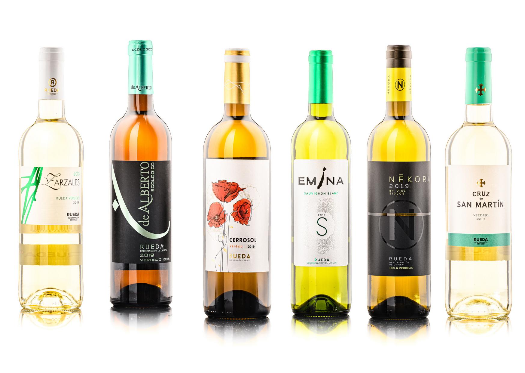 Verdejo Weinpaket mit 6 Weinen aus der Region Rueda