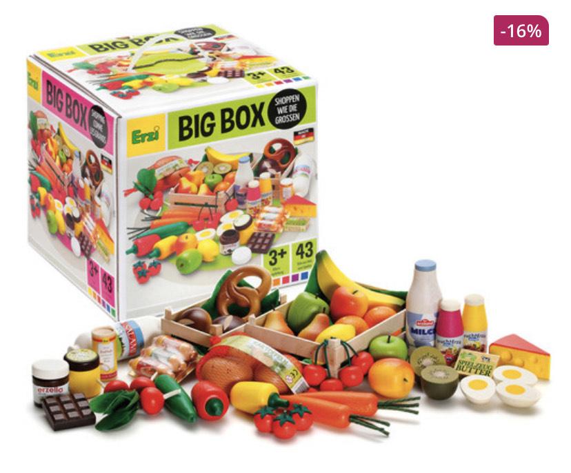 Erzi Kaufladensortierung Big Box 28025