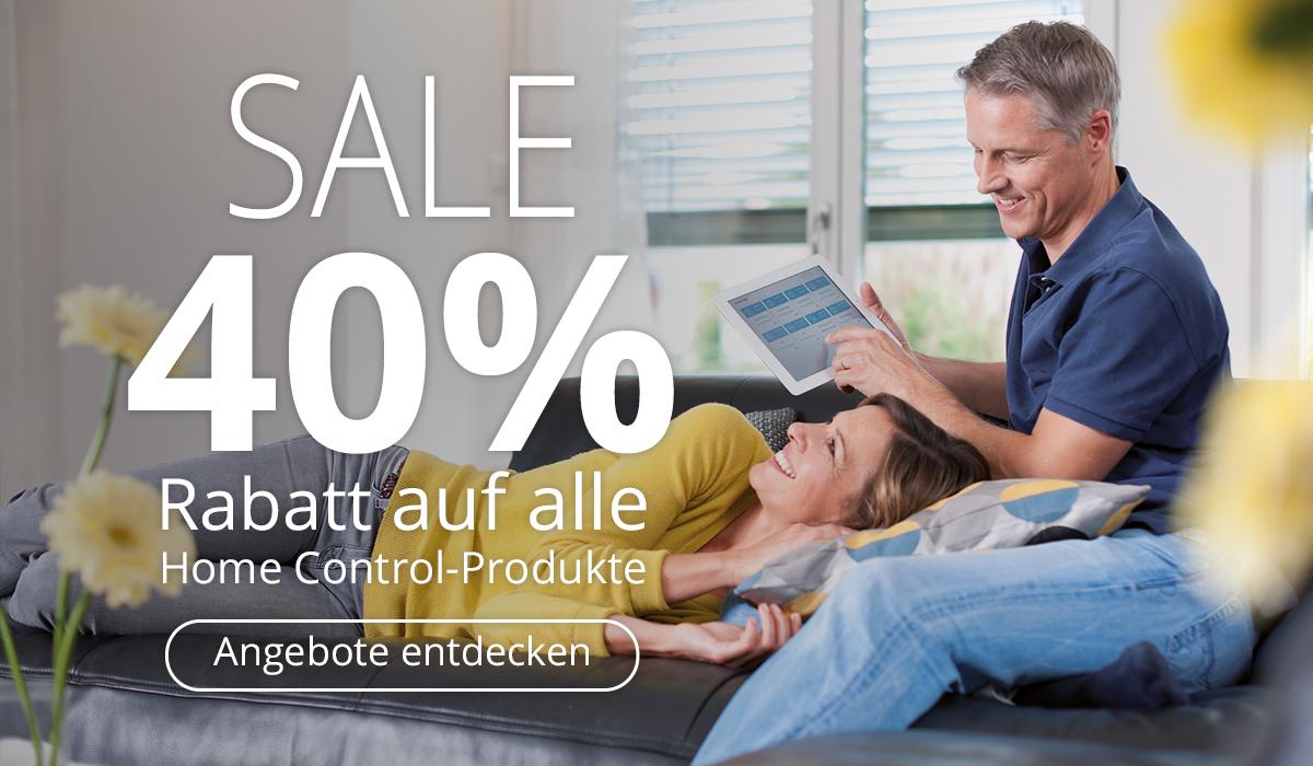 [devolo] 40% auf alle devolo Home Control Produkte (z. B. Schalt-Messsteckdose 2.0 29,94 statt 45,08) (Sammeldeal)