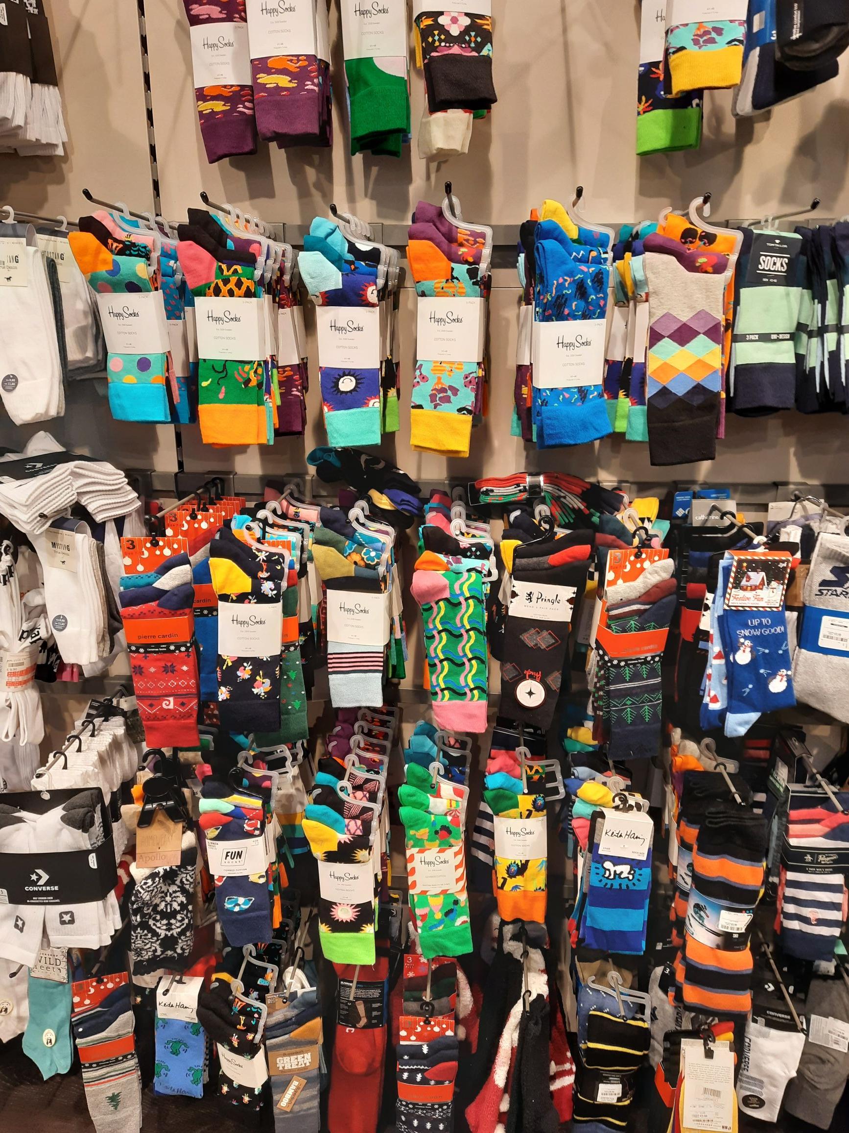 Happy Socks 3er Pack verschiedene Ausführungen lokal TK Maxx in Mülheim-Kärlich