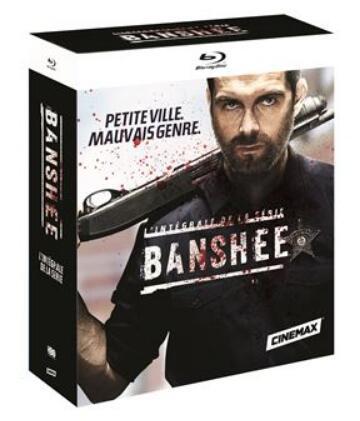 Banshee - Die komplette Serie (Blu-ray) für 22,91€ inkl. Versand (Fnac.com & Amazon.fr)