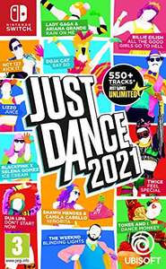 Just Dance 2021 (Nintendo Switch) / Ps4 oder Xbox One für 35,65€