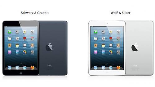 iPad Mini 16GB Wifi+Cellular mit 8€ monatlicher Belastung, sofort lieferbar!