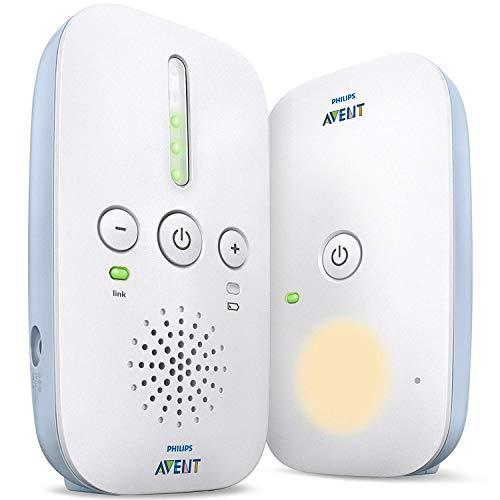 [Amazon.fr] Philips Avent Audio-Babyphone SCD503/26, DECT-Technologie, Eco-Mode, 24 Std. Laufzeit, Nachtlicht