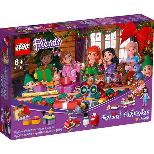 50% auf Lego Adventskalender im Galeria-Onlineshop (z.B LEGO Friends 41420 Friends Adventskalender 2020 für 15,44€ inkl. Versand)
