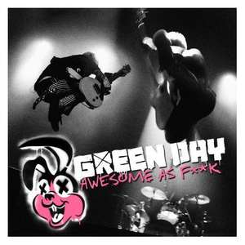 "CD&Blu-Ray - Green Day ""Awesome As Fxxk"" für €4,58 [@Play.com]"