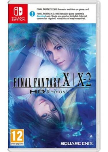 Final Fantasy X/X-2 HD Remaster (Switch) für 22€ inkl. Versand (Base.com)