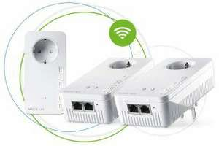 0815 Adventskalender - devolo Magic 1 WiFi Multiroom Kit 2-1-3