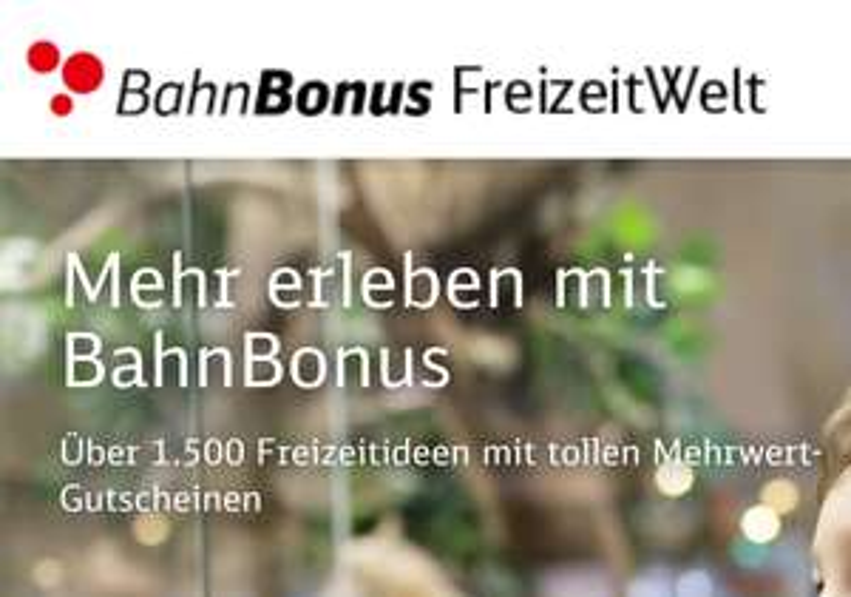 BahnBonus FreizeitWelt wird eingestellt - jetzt noch schnell Gutscheine generieren - z.B. 2 für 1 Eintritt Fernsehturm Stuttgart