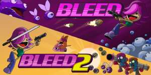 Bleed Complete Bundle (Switch)