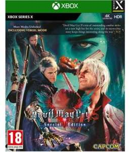 Devil May Cry 5 Special Edition (PS5 & Xbox Series X) ab 27,87€ inkl. Versand (Base.com)