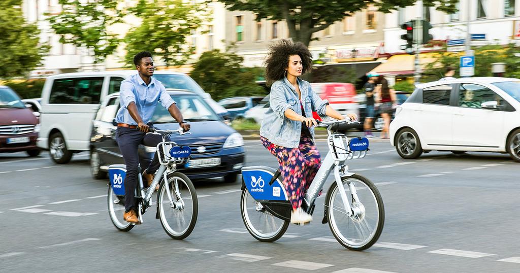 [Nextbike] Tagesfreifahrt für Teilnahme an Umfrage (deutschlandweit)