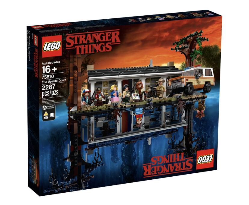 LEGO 75810 Stranger Things: The Upside Down