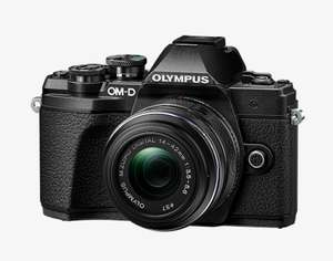 [CB-Angebot] Olympus E‑M10 Mark III inkl. Kit 14/42mm plus 45mm F1.8