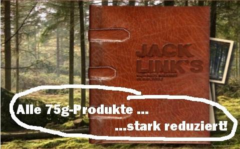 Jack Link`s Beef Jerky - versch. Sorten 75 g. 3,29 € statt 4,29 €