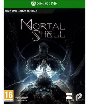 Mortal Shell (Xbox One / Xbox Series X) inkl. Artboook & Poster für 24,44€ (Base.com)