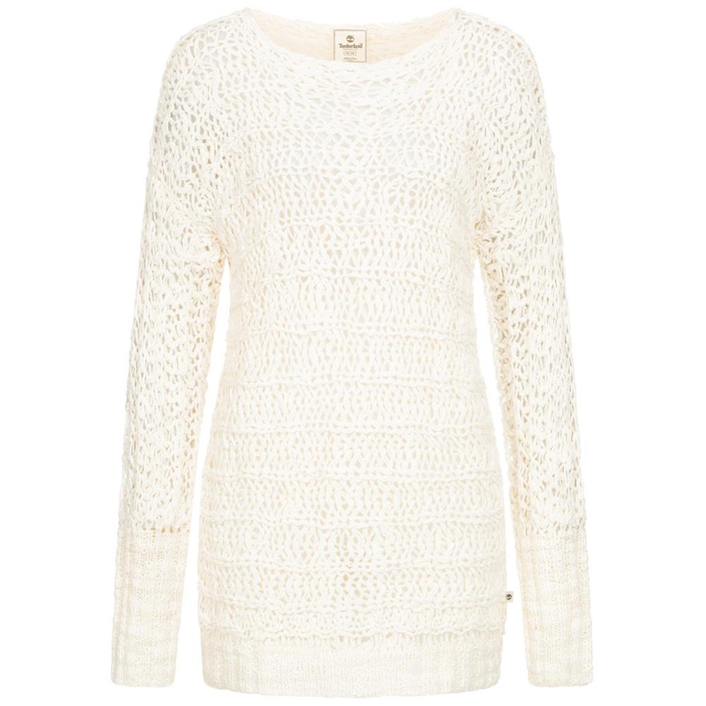 """Timberland Damen Strick-Pullover """"Slash Neck"""" für 11,99€ + 3,95€ VSK (57% Baumwolle, 43% Wolle, Größe L + XL) [SportSpar]"""