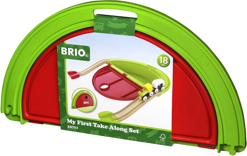 [hugendubel] BRIO World Bahn: Mein erster Mitnehm-Spielkoffer (33711) 12,42€ | Acht Verladeset 18,49€ | und weitere [+3% Shoop]