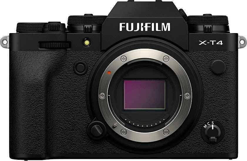 [Amazon.it] Fujifilm xt-4 Body schwarz